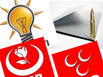 BBP Malatya İl Başkanlığına Tehdit Mektubu