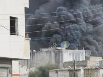 Şamda Şiddetli Patlama ve Silah Sesleri