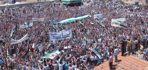 Irak, Suriye ve Mısır  Yeniden Daha Bir Kaynarken...