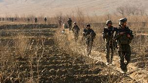 Afganistanda 4 Fransız Askeri Öldürüldü