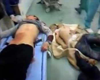 Suriye'de Sokaklar Cesetten Geçilmiyor