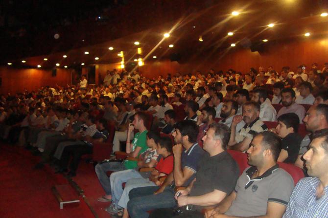 Adanada Suriye Gecesi Yapıldı