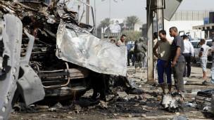 Irakta Patlamalar: 84 Ölü, 300 Yaralı