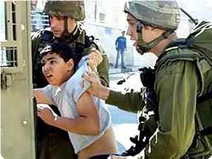 20 Filistinli Çocuk Esir Açlık Grevine Başladı