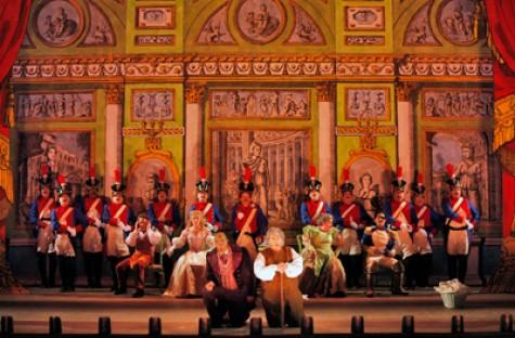 Operadan Müslüman çıkarmak