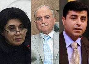 BDPde Kürt Sorununu Kim Çözer? Tartışması
