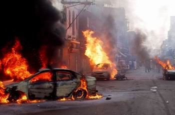 Pakistanda Patlama: 25 Ölü