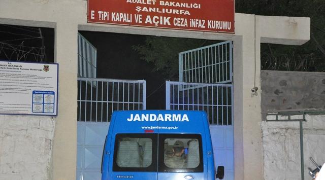 Şanlıurfa Cezaevinde Yangın: 13 Mahkum Öldü