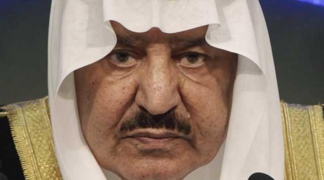 Suudi Arabistan Veliaht Prensi Öldü