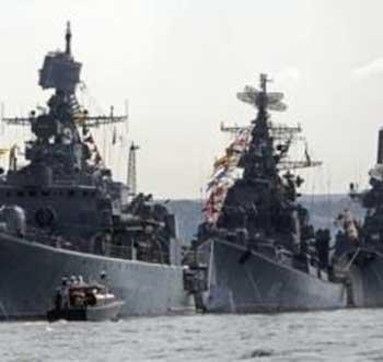 Katil Esed'e Destek İçin Rus Gemileri Yolda