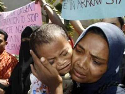 Rohingya Müslümanlarına Zulüm Tırmanıyor