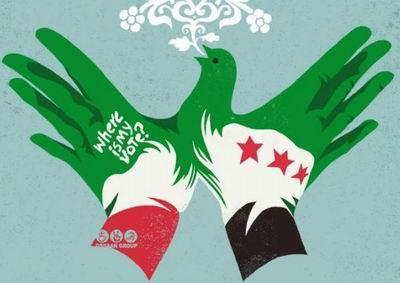 İranlı Muhaliflerden Suriye Direnişine Destek