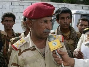 Yemen Ordu Komutanı Öldürüldü