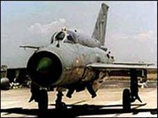 Hedef, Esedin Askeri Havaalanları