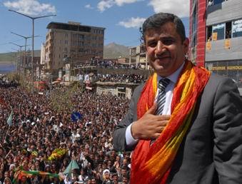 Erdoğana BDPden Bir Destek Daha