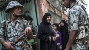 Mısır: Ordunun Gözaltı Yetkisi Askıda