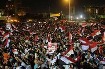 Tahrir Cunta Gidene Kadar Pes Etmeyecek!
