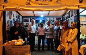 Beykoz Özgür-Der Çayır Festivalinde Stant Açtı