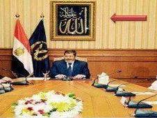 Mursi, Fotoğraflarının Asılmasını Yasakladı!