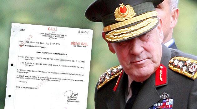 Sözcü Gazetesi: Yaşar Büyükanıt İfadeye Çağrıldı