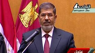 Mursi: Suriyede Değişimin Zamanı Geldi
