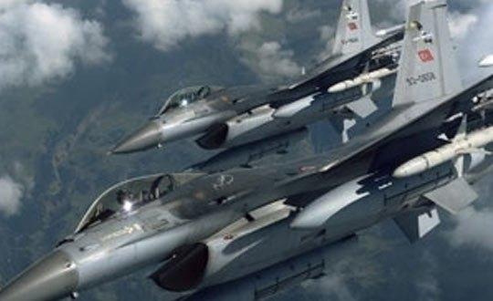 ABD, Mısıra F-16 Satışını Durdurdu
