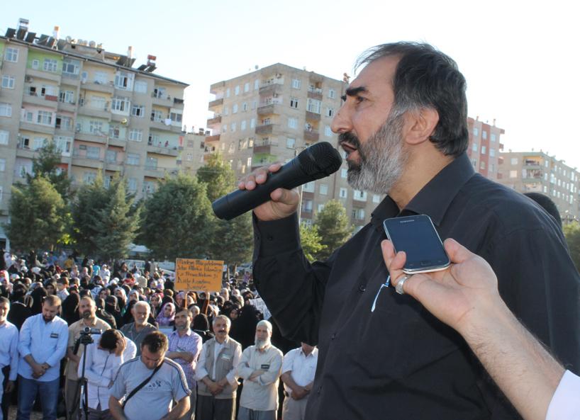 Şehid Şeyh Said Diyarbakır'da Anıldı