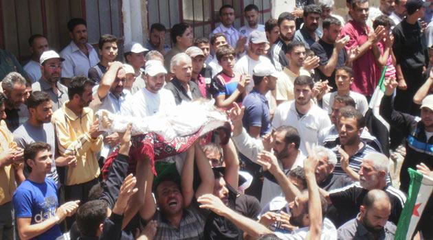 Hamada Katliam: 200ü Aşkın Kişi Katledildi