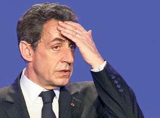 Sarkozynin Evinde Yolsuzluk Araması