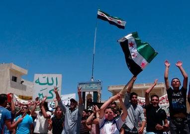 Hür Suriye Ordusundan İran ve Rusya'ya Çağrı