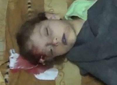 Suriye'de 6 Kişilik Bir Aile Yok Edildi