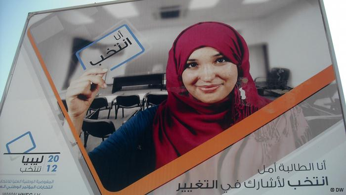 Libya'da Seçimlere Katılım Oranı Yüzde 60