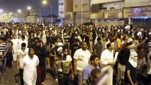 Suudi Arabistanda 2 Gösterici Öldürüldü