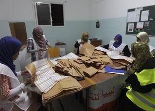 Libya'da Anayasa Komisyonu İçin Oy Verme İşlemi Başladı