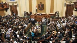 Mısırda Meclis Resmen Feshedildi