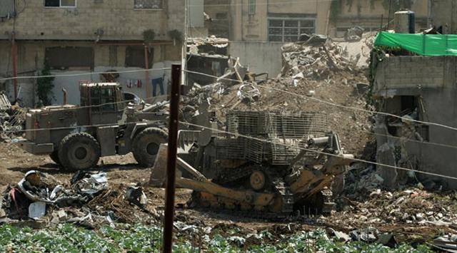 Siyonist İsrail Su Kuyularına Saldırıyor
