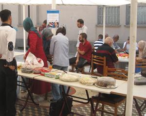 Doğu Türkistan ve Suriye Yararına Kermes