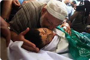 Gazze'de Son Savaşta Şehit Sayısı 2323'e Yükseldi