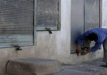 PKKdan Diyarbakır Esnafına Kepenk Baskısı