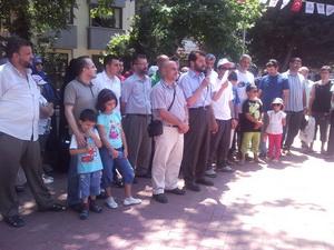 Yalovada Hama-Tireymse Katliamı Telin Edildi