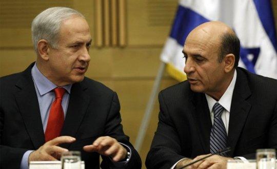Siyonist İsrailde Hükümet Krizi
