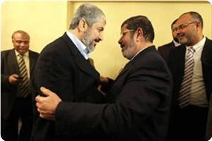 Hamas Lideri Halid Meşal, Mursi İle Görüştü