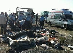Trafik Kazalarında 2014 Yılında 2 Bin 704 Kişi Öldü