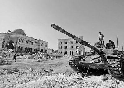 Şam ve Halepte Esed Güçlerine Ağır Darbe