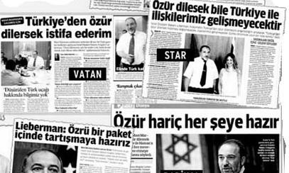 Medya Siyonist Çete İle Türkiye Arabuluculuğuna mı Soyundu?
