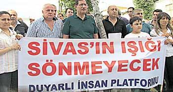 Sivas Provokatörleri Yine Sahnede
