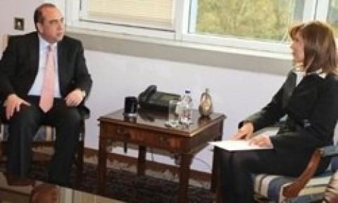 Karı-Koca Büyükelçiler Rejimi Terk Etti