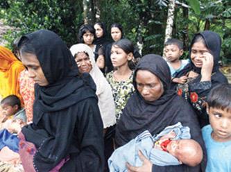 Myanmar'daki Nüfus Sayımında Arakan Yok