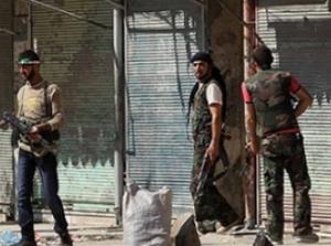 Özgür Suriye Ordusu Halka Ekmek Yapıyor