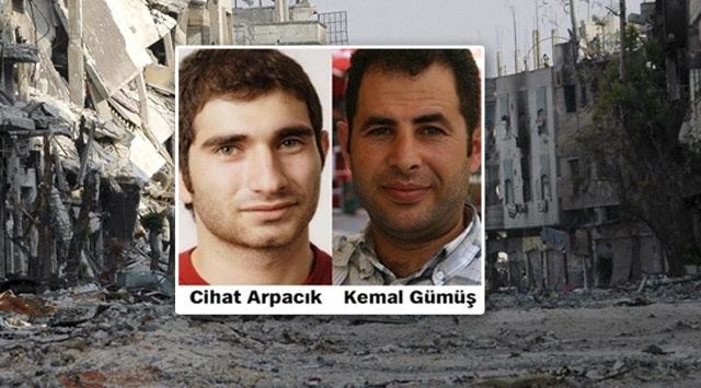 Halepte Gazeteciler PYD Tarafından Alıkondu